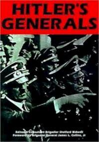 Hitler's Generals - Shelford Bidwell (ISBN 9780517201640)