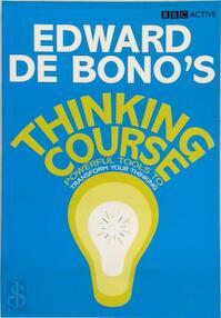 De Bono's Thinking Course - Edward De Bono (ISBN 9781406612028)