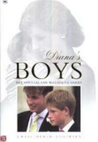 Diana's boys - Christopher Andersen (ISBN 9789051085600)