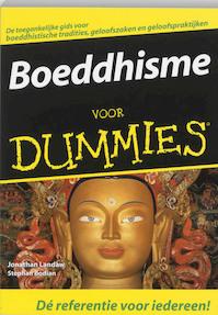Boeddhisme voor Dummies - Jonathan Landaw, Amp, Stephan Bodian (ISBN 9789043008143)
