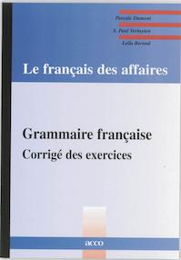 Grammaire francaise - Pascale Dumont, S. Paul / Bernad Verluyten (ISBN 9789033475757)