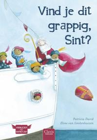 Vind je dit grappig, Sint? - Patricia David (ISBN 9789044811605)