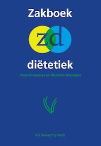 Zakboek dietetiek - Hinke Kruizenga, Nicolette Wierdsma (ISBN 9789086596744)