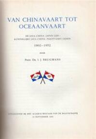 Van Chinavaart tot Oceaanvaart - I.J. Brugmans