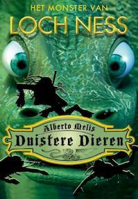 Duistere dieren (02): monster van loch ness - Alberto Melis (ISBN 9789054616269)