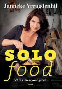 Solo food - Janneke Vreugdenhil (ISBN 9789057598104)