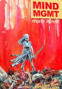 Mind MGMT 5. The Eraser - Matt Kindt (ISBN 9781616556969)