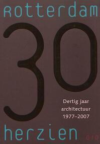 Rotterdam herzien - (ISBN 9789064506154)
