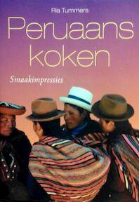 Peruaans koken - R. Tummers (ISBN 9789055019199)