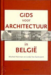 Gids voor architectuur in België - M. Heirman, L. Santvoort (ISBN 9789020941524)