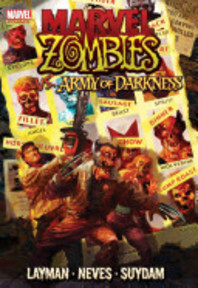 Marvel Zombies / Army of Darkness (ISBN 9780785127437)