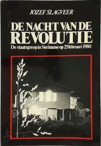 De nacht van de revolutie - Jozef Slagveer (ISBN 9789991452005)