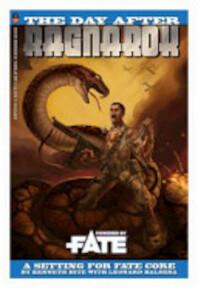 The Day After Ragnarok Fate Core Edition - Kenneth Hite, Leonard Balsera (ISBN 9780989615501)