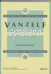 Vanzelfsprekend / Dutch for foreigners / deel Werkboek - Rita Devos, Han Fraeters (ISBN 9789033435577)