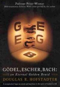 Gödel, Escher, Bach - Hofstadter D (ISBN 9780465026562)