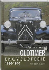Geïllustreerde oldtimer encyclopedie / sport- en personenauto's 1886-1940 - R. de la Rive Box (ISBN 9789036612586)
