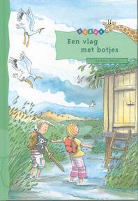 Een vlag met botjes - Adriana Kalwij (ISBN 9789043702294)