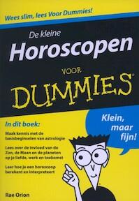De kleine horoscopen voor dummies - Rae Orion (ISBN 9789043025461)