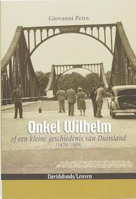 Onkel Wilhelm - G. Peirs (ISBN 9789058265272)