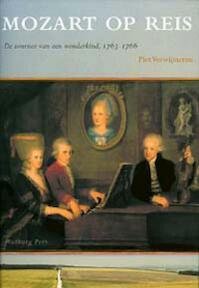 Mozart op reis - Piet Vermijmeren (ISBN 9789057303821)