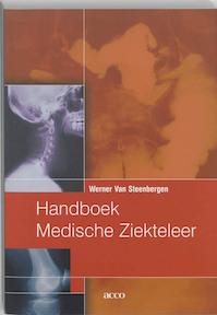 Handboek Medische Ziekteleer + CD-ROM - W. Van Steenbergen (ISBN 9789033459610)