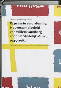 Expressie en ordening - Caroline Roodenburg-schadd (ISBN 9789056623166)