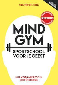 Mindgym - Wouter de Jong (ISBN 9789492493255)
