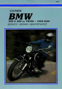 Bmw 500 and 600Cc Twins 1955 1969 - (ISBN 9780892872244)