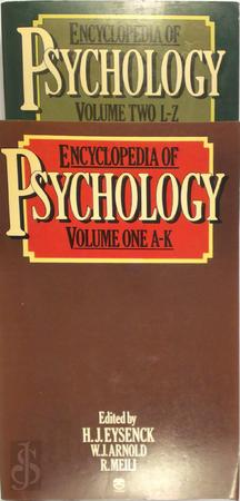 Encyclopedia of Psychology -