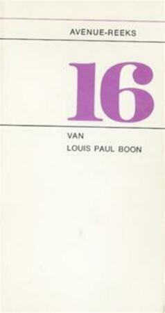 16 van Louis Paul Boon - Louis Paul Boon