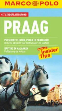 Marco Polo / Praag - Antje Buchholz