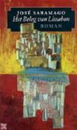 Het beleg van Lissabon - José Saramago, Harrie Lemmens