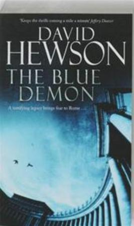 The Blue Demon - David Hewson