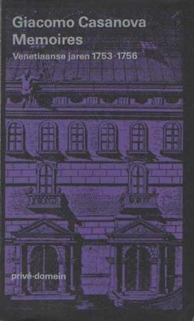 Memoires - Giacomo Casanova
