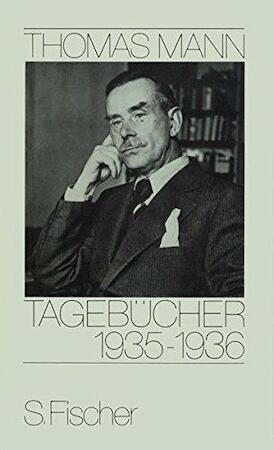 Tagebücher 1935 - 1936 - Thomas Mann