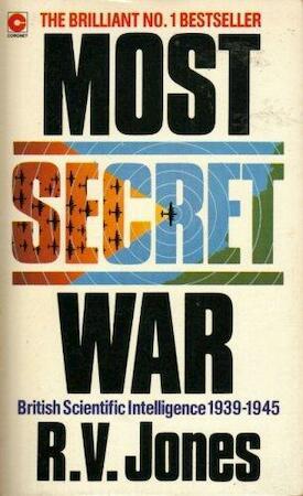 Most Secret War - Reginald Victor Jones