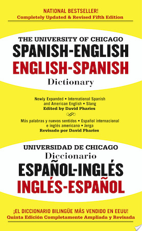 university of chicago spanish dictionary