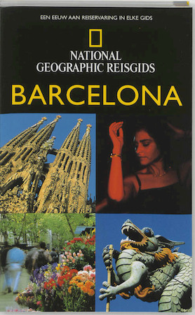 Kosmos reisgidsen National Geographic Barcelona - National Geographic