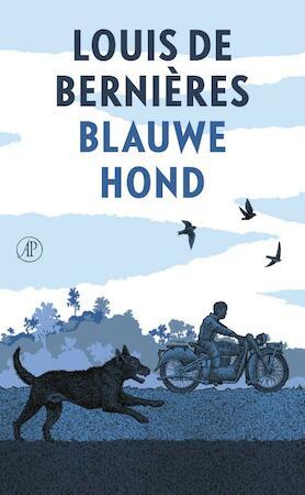 Blauwe hond - Louis de Bernières