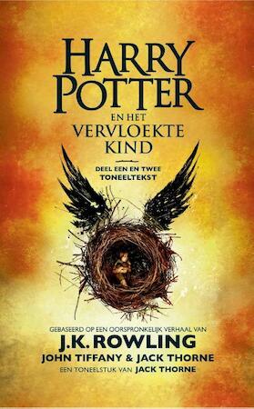 Harry potter en het vervloekte kind deel een en twee - J.K. Rowling, John Tiffany, Jack Thorne