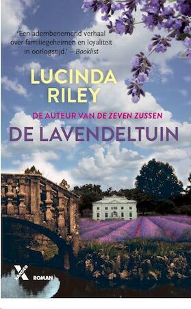 De lavendeltuin - Lucinda Riley