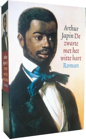 De zwarte met het witte hart - Arthur Japin