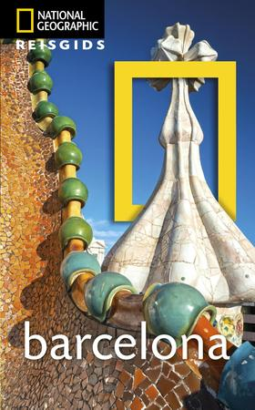 Barcelona - National Geographic Reisgids