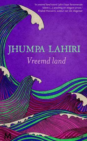Vreemd land - Jhumpa Lahiri
