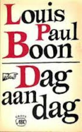 Dag aan Dag - Louis Paul Boon