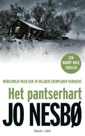 Het pantserhart - Jo Nesbø