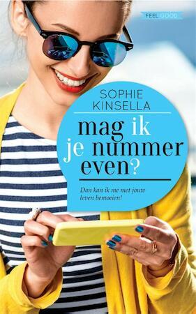 Mag ik je nummer even - Sophie Kinsella