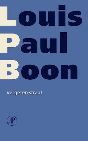 Vergeten straat - L.-P. Boon, Louis Paul Boon