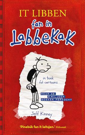 It libben fan in Labbekak - Jeff Kinney
