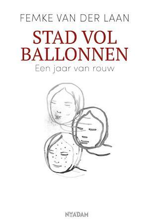 Stad vol ballonnen - Femke van der Laan